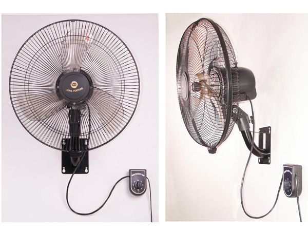 "KF-1886 18"" (45cm) Industrial Wall Fan"