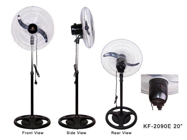 """KF-2090E  20""""(50cm) Industrial Stand Fan"""