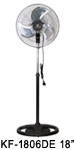 """KF-1806BNG 18"""" (45cm) Industrial Stand Fan"""