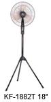 """KF-1882 18"""" (45cm) Stand Fan (Industrial Fan)"""