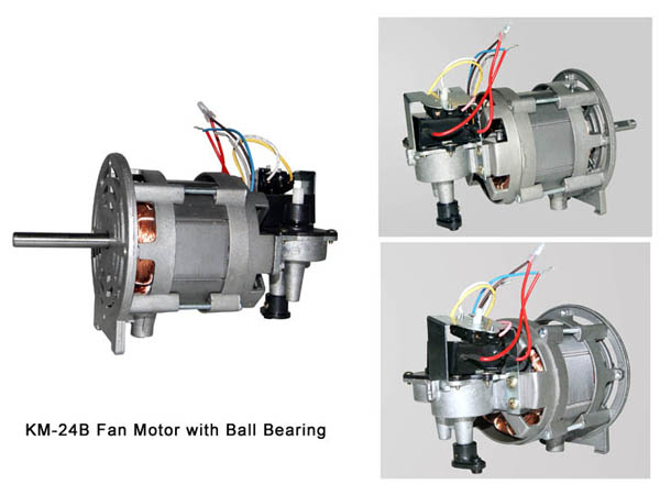 KM-24B Fan Motor with Ball Bearing