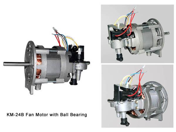 KM-24B Fan Motor with Ball Bearing