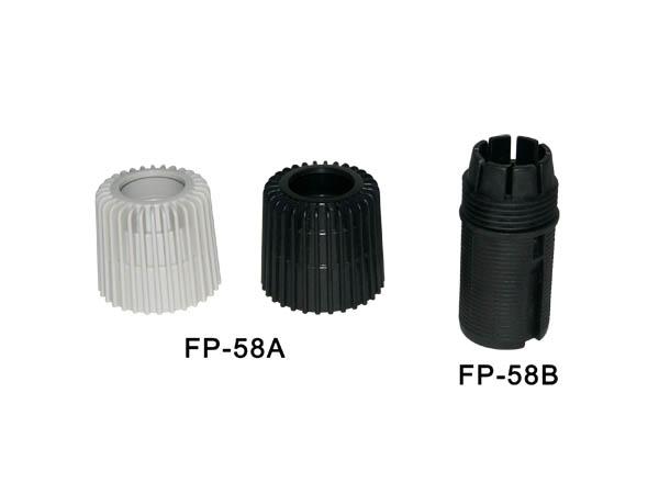 FP-58 Master Pipe Upper Cuff & Master Pipe Inner Cuff