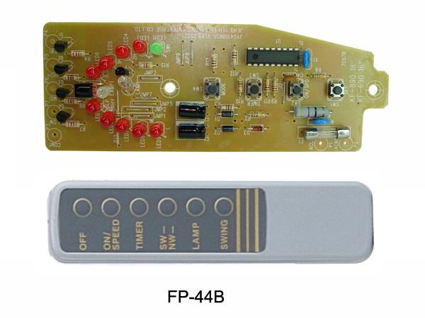 FP-44B IC BOARD FOR STAND FAN (KF-690RS)