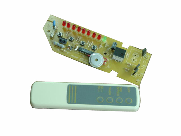 FP-45 IC BOARD AND REMOTE CONTROL-STAND FAN