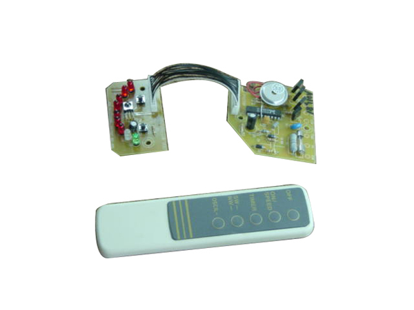 FP-46 IC BOARD AND REMOTE CONTROL - WALL FAN