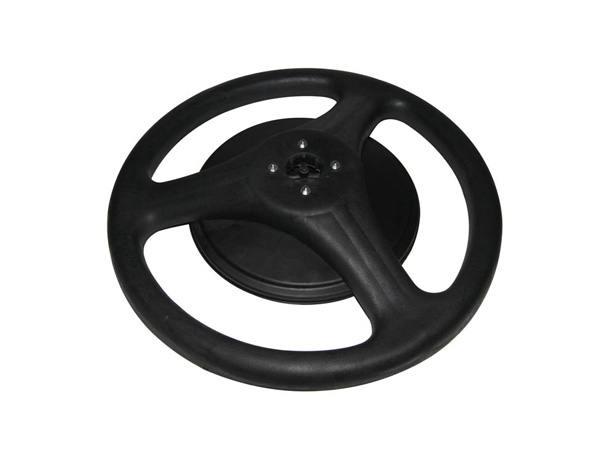 FP-63 Plastic Round Base with Extra Weight (3 Spokes)